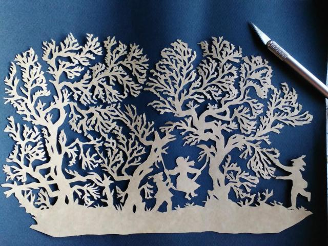 german-papercut-forest-play-folkway